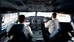 Suizidgedanken im Cockpit