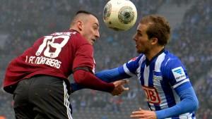 Hertha mit 61,2 Millionen Euro, aber ohne Punkt