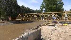 Eine neue Brücke für Bad Neuenahr