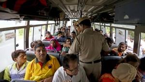 Stinkende Socken verursachen Bus-Chaos