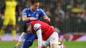 Arsenal und Chelsea enttäuschen