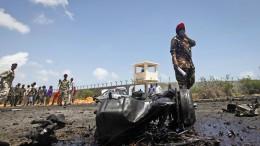 Zahl der Toten bei Anschlag in Somalia steigt