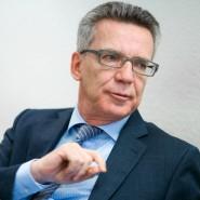 Thomas de Maizière will das kriminelle Ausländer schneller abschieben