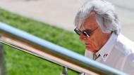 """""""Ich lebe in mehr als angenehmen Verhältnissen"""", hat Bernie Ecclestone zu Protokoll gegeben."""