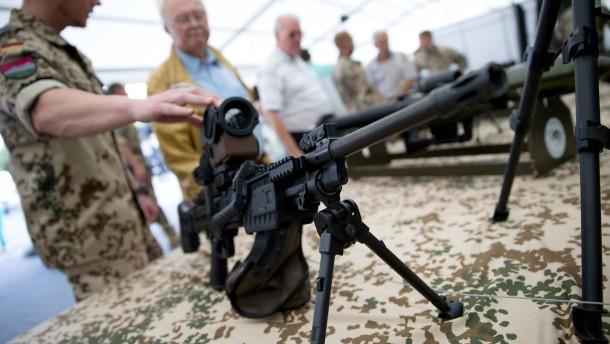 Bundeswehr kauft Gewehre für Millionen - weil sie gerade zu haben sind