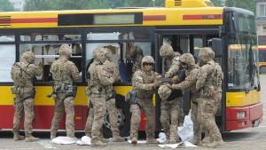 Ein Land im Waffenrausch als Vorbild für Europa