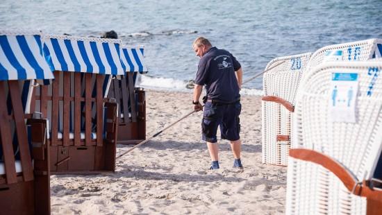 Deutsche Touristen dürfen wieder an die Ostsee