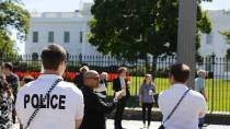 Nach dem Vorfall vom Freitag wird die Umgebung rund um das Weiße Haus noch stärker überwacht.