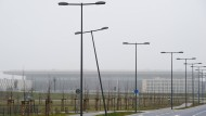 Eröffnung erneut verschoben: Der Flughafen Berlin Brandenburg