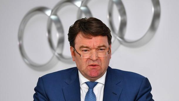 Bram Schot wird neuer Audi-Chef