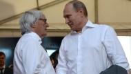 Putins Prestigeprojekt am Schwarzen Meer