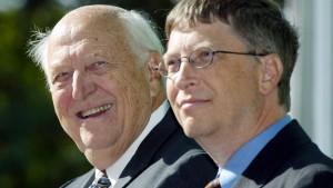 Vater von Bill Gates gestorben