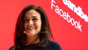 Sheryl Sandberg hat sich verlobt