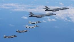 Vereinigte Staaten setzen gemeinsame Manöver mit Südkorea aus