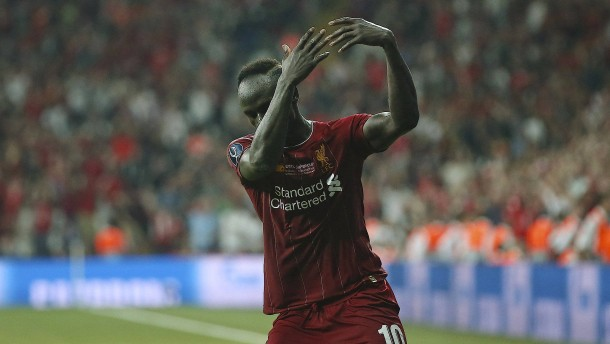 Liverpool gewinnt Supercup gegen Chelsea im Elfmeterschießen