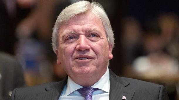 Bouffier als Nachfolger Gaucks?