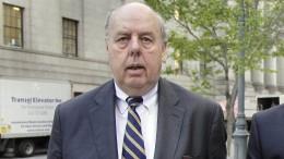 Trumps wichtigster Anwalt schmeißt hin