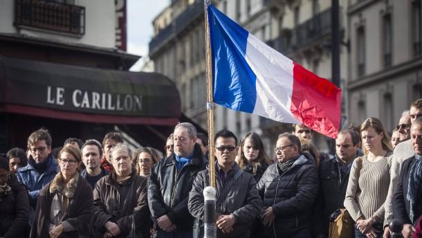 Die Frau, die den Terror in Paris mit einem Anruf beendete