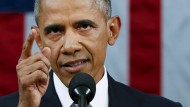 Obama hält letzte Rede zur Lage der Nation