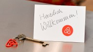 Airbnb heißt Frank Reid herzlich willkommen.