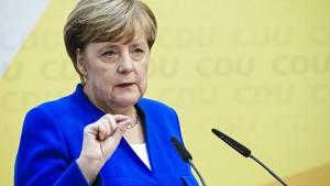 Jamaika abgestraft – Merkel bestreitet Auswirkung auf Sondierung