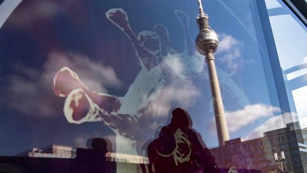 Berlin macht dicht