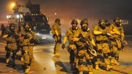 Wieder Krawalle in Ferguson