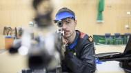 Die Paralympics im Visier: Tim Focken hat ein klares Ziel vor Augen. Bis es so weit war, musste, wie er selbst sagt, eine Menge Abfall aus dem Kopf.