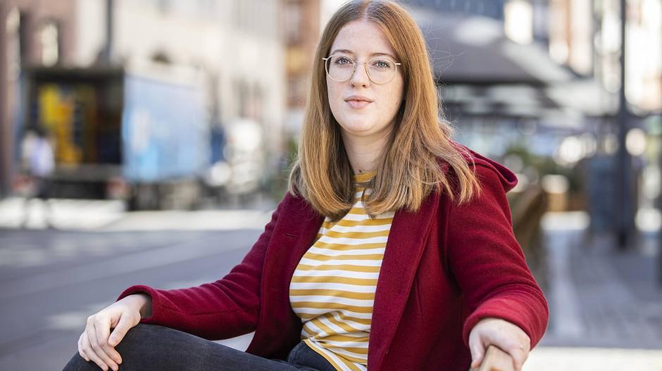 Zwischen Politik und Religion: Sophie Frühwald will Pfarrerin werden, schließt aber auch eine landespolitische Karriere bei der SPD nicht aus.
