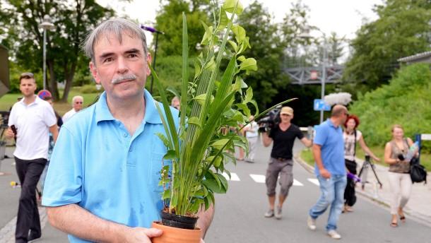 Gustl Mollath gewinnt auch in Karlsruhe