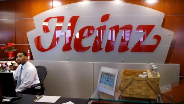 FBI prüft Geschäfte mit Heinz-Optionen