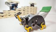 Die Bauroboter kommen