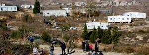 Anfang Februar musste der Außenposten der Amona-Siedlung geräumt werden.