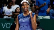 Venus Williams im Endspiel der WTA Finals