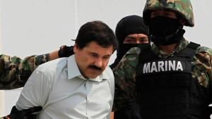 Mexiko stimmt Auslieferung von El Chapo an Amerika zu