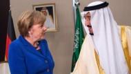 BND warnt vor Saudi-Arabien
