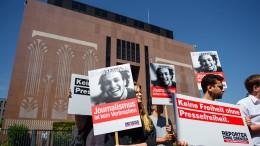 Pressefreiheit in Europa wird zunehmend eingeschränkt