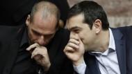 Griechenland beantragt weitere Finanzhilfen
