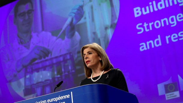 EU will in Gesundheitspolitik enger zusammenarbeiten