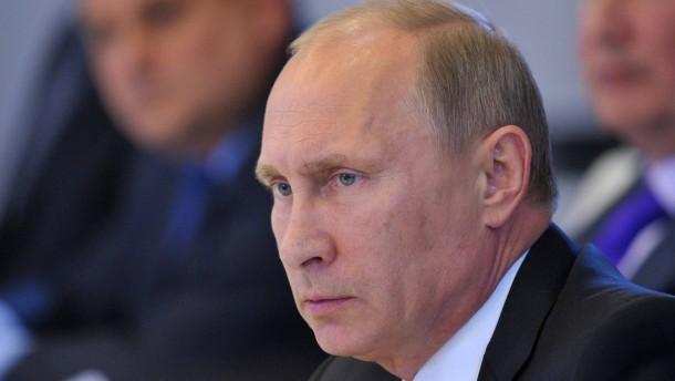 Putin verlangt von Obama Beweise für Assads Schuld