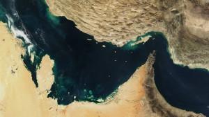 Iran hält ausländischen Tanker fest