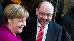 Was haben die Union und die SPD mit Europa vor?