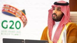 Saudischer Kronprinz hat Operation gegen Khashoggi genehmigt