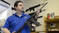 American way of life: Der beste Schutz sind noch mehr und größere Waffen.