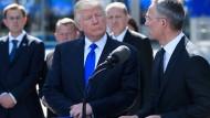 Trump brüskiert Nato-Verbündete