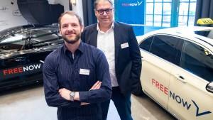 Daimler und BMW planen Uber-Klon in Frankfurt