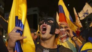 Opposition ficht Wahlsieg des Regierungskandidaten an