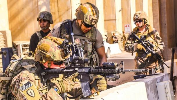 Amerika will 3000 Soldaten in Krisenregion verlegen