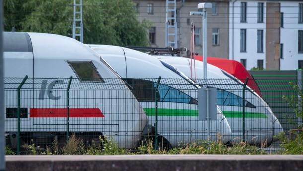 Bahn-Streik trifft Pendler zweiten Tag in Folge