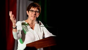CDU-Vorsitzende kritisiert Urwahl